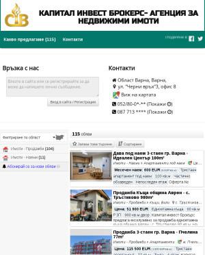 user site capitalinvestbrokers