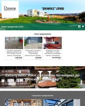 user site domoss