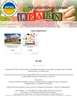 user site europesliven