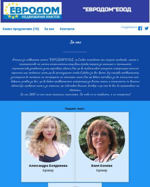 user site evrodom_sl