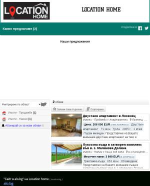 user site locationbg