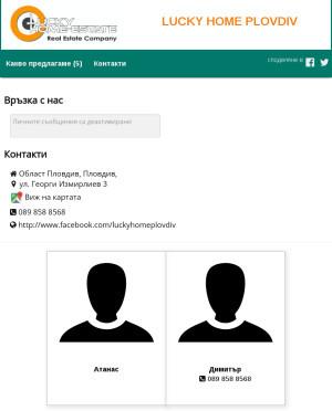 user site luckyhome-estate