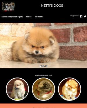 user site nettisdogs