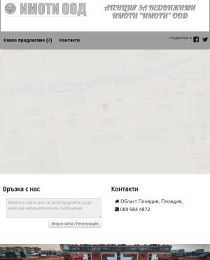 user site properties