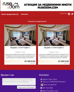 user site rusedom