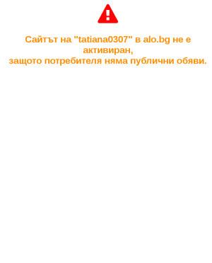 user site tatiana0307